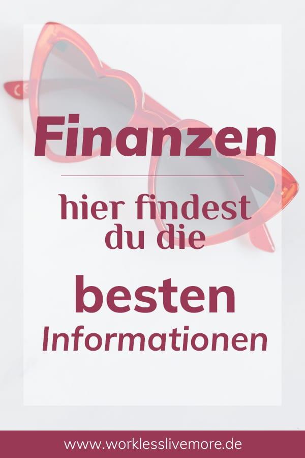 die besten Quellen zum Thema Finanzen