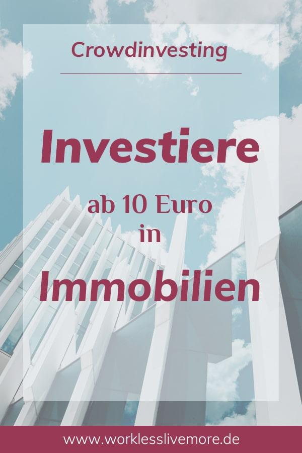 Mit Bergfürst dank Crowdinvesting in Immobilien investieren